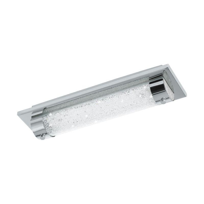 Eglo-97054 - Tolorico - LED Crystal & Chrome Wall/Ceiling Lamp