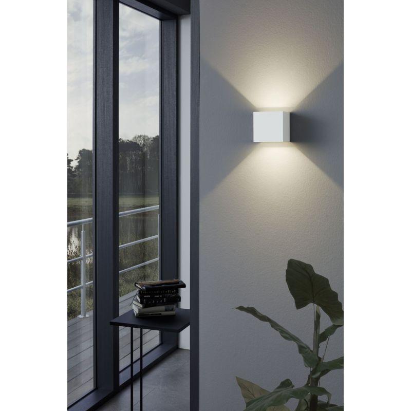 Eglo-97241 - Calpino - LED White Up&Down Wall Lamp