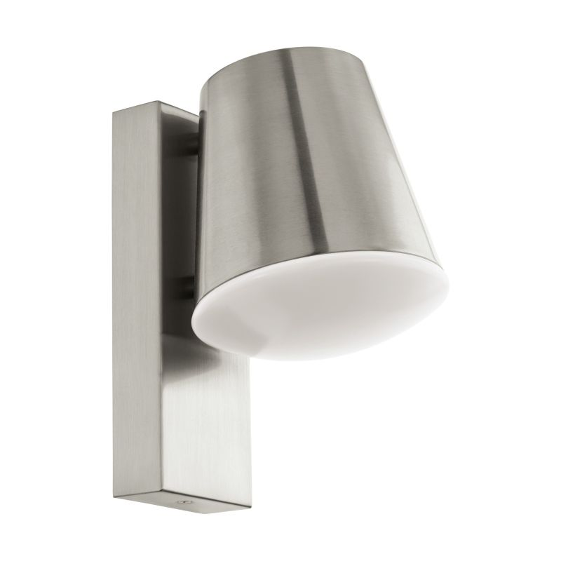 Eglo-97484 - Caldiero-C - Outdoor Stainless Steel Wall Lamp