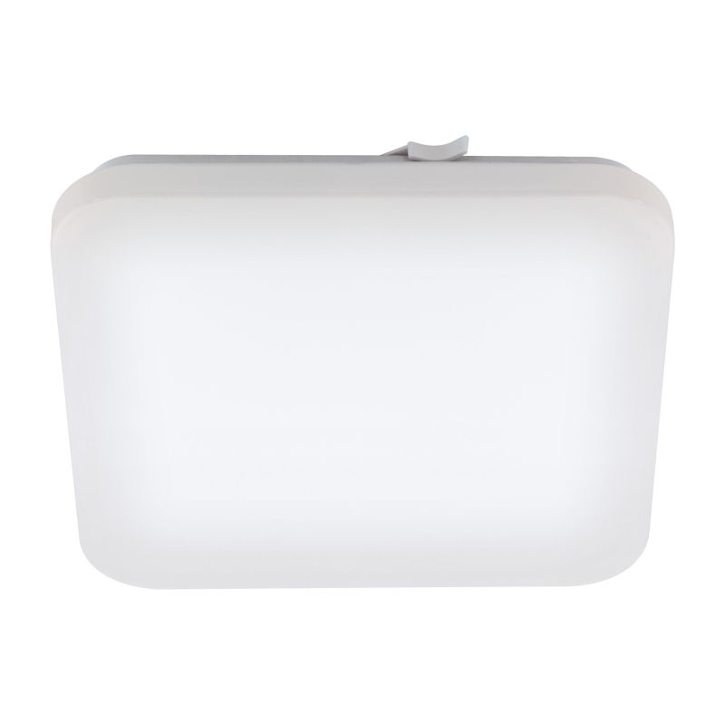 Eglo-97885 - Frania - LED White Square Ceiling Lamp
