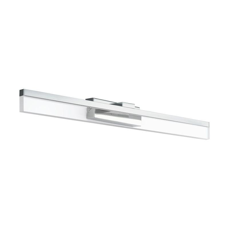 Eglo-97966 - Palmital - LED Clear & Aluminium Steel Wall Lamp