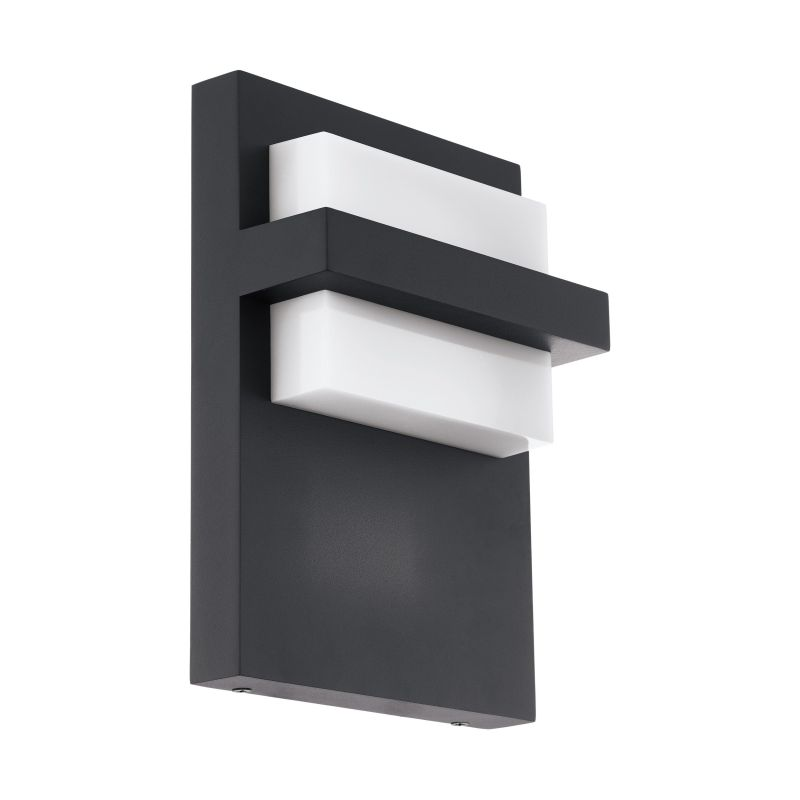 Eglo-98088 - Culpina - Outdoor LED Anthracite Wall Lamp