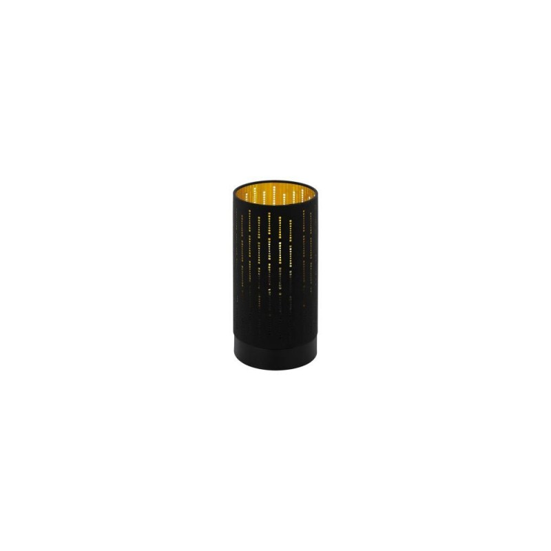 Eglo-98314 - Varillas - Black & Gold Table Lamp