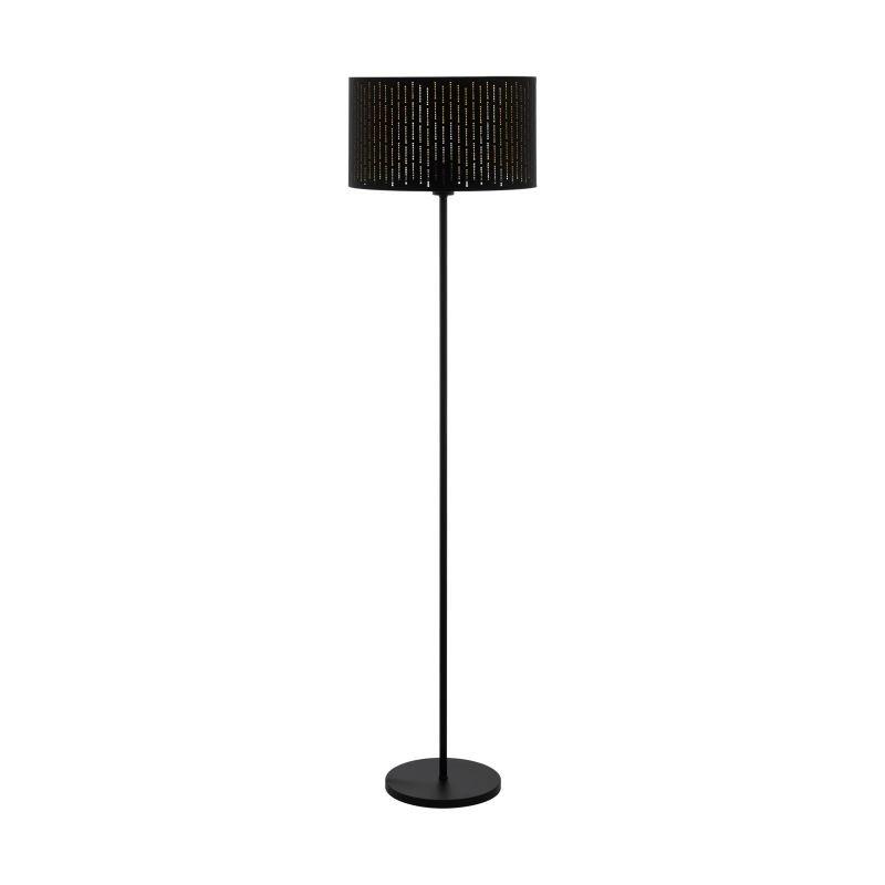 Eglo-98315 - Varillas - Black & Gold Floor Lamp