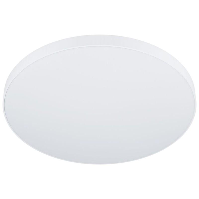 Eglo-98893 - Zubieta-A - LED White ∅59.5 Flush with Remote Control