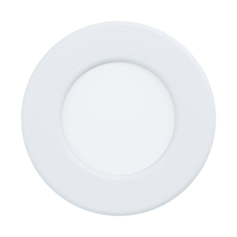 Eglo-99202 - Fueva 5 - LED White Recessed Downlight Ø 8.6 cm 3000K