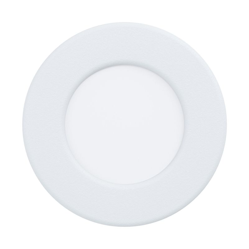 Eglo-99206 - Fueva 5 - LED White Recessed Downlight Ø 8.6 cm 4000K