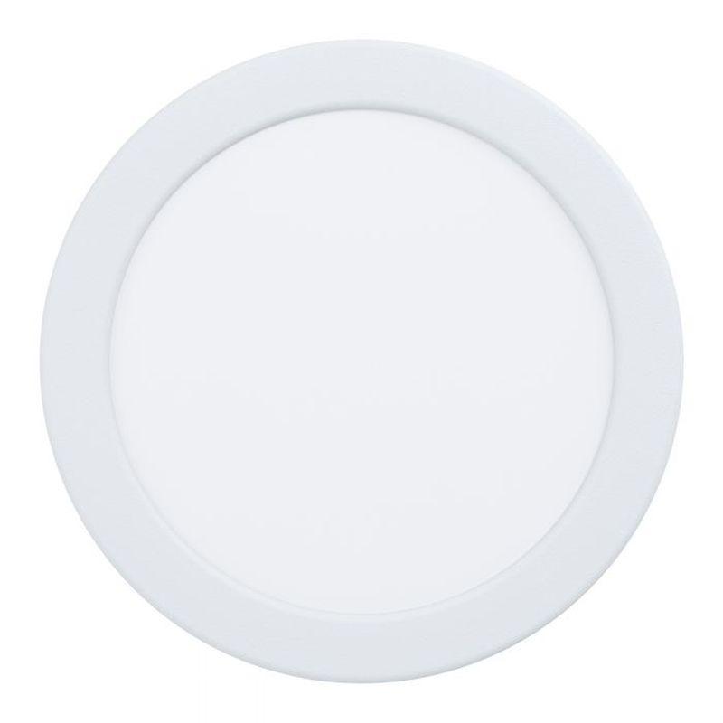 Eglo-99207 - Fueva 5 - LED White Recessed Downlight Ø 16.6 cm 4000K