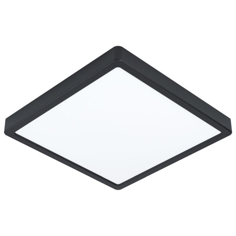 Eglo-99271 - Fueva 5 - LED White & Black Square Ceiling Lamp