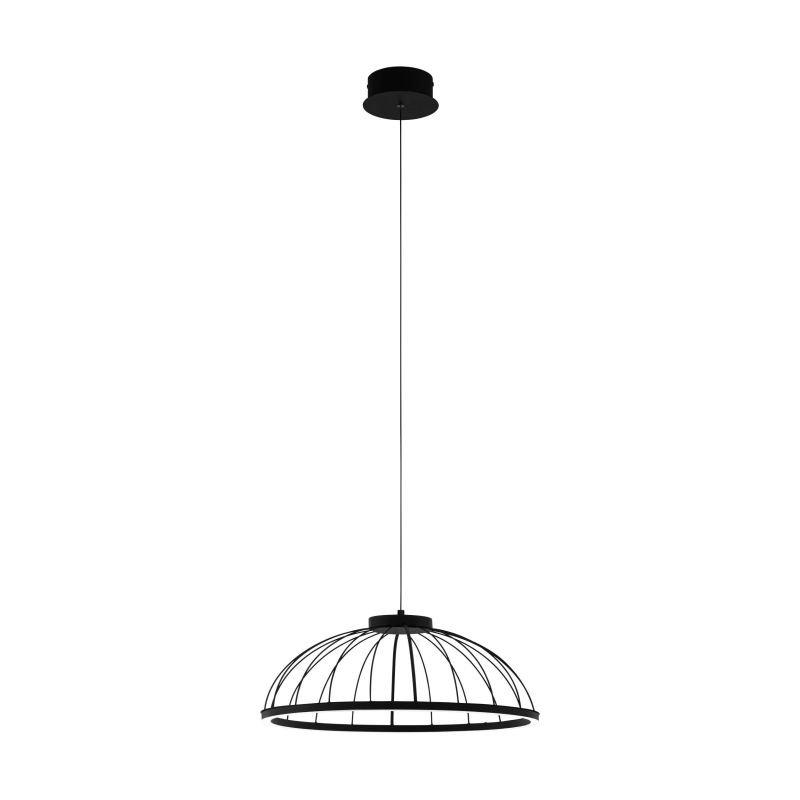 Eglo-99403 - Bogotenillo - LED Black & White Big Hanging Pendant