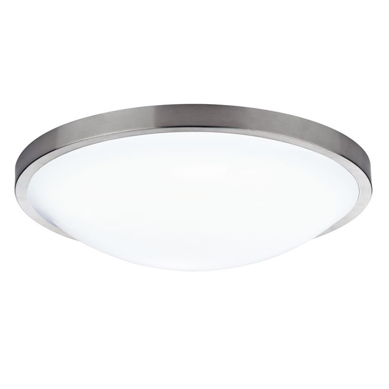 Wisebuys-DOV5246 - Dover - White Acrylic with Satin Chrome Ceiling Lamp