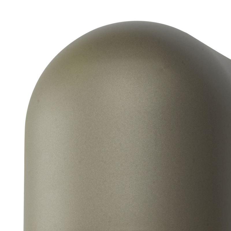 Dar-EGH1532 - Egham - Outdoor Silver Wall Lamp