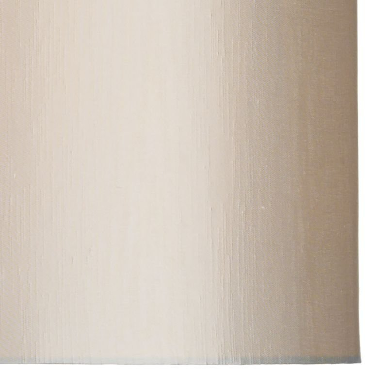 Dar-HIN4208 - Hinton - Polished Chrome & Crystal with White Shade Table Lamp