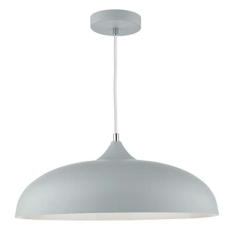 Wisebuys-KAE0139 - Kaelan - Soft Matt Grey Single Pendant
