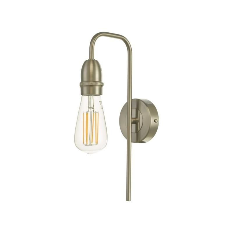 Wisebuys-KIE0746 - Kiefer - Satin Chrome Single Wall Lamp