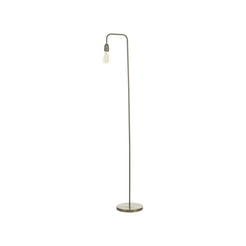 Wisebuys-KIE4946 - Kiefer - Satin Chrome Floor Lamp