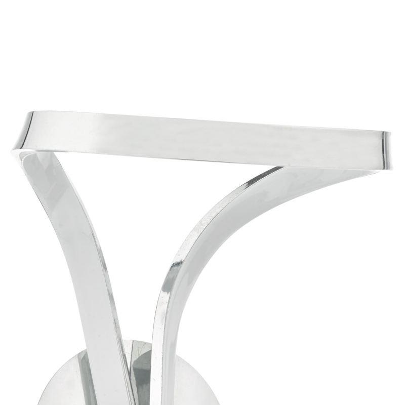 Dar-KIL0750 - Killian - LED Polished Chrome & Acrylic Wall Lamp