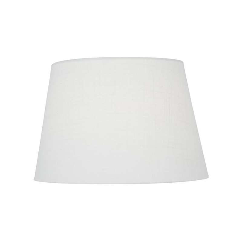 Wisebuys-LIN162-TLS - Linen - Ivory Linen Tapered Shade for Pendant