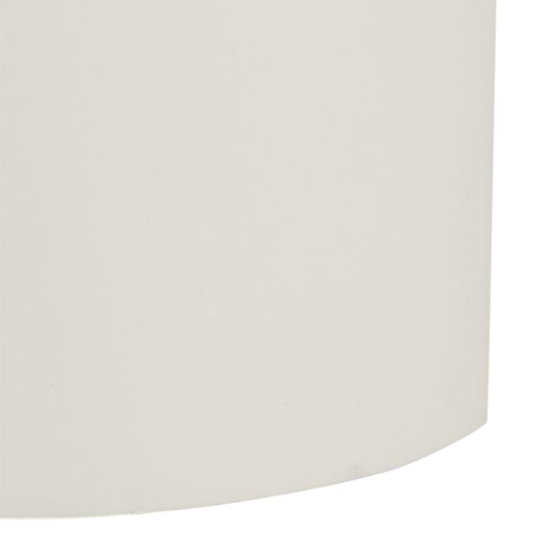 Dar-OLI0748 - Oliver - LED Washer White Ceramic Up&Down Wall Lights