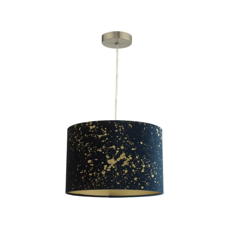 Wisebuys-OXI6523 - Oxide - Navy & Gold Shade for Pendant