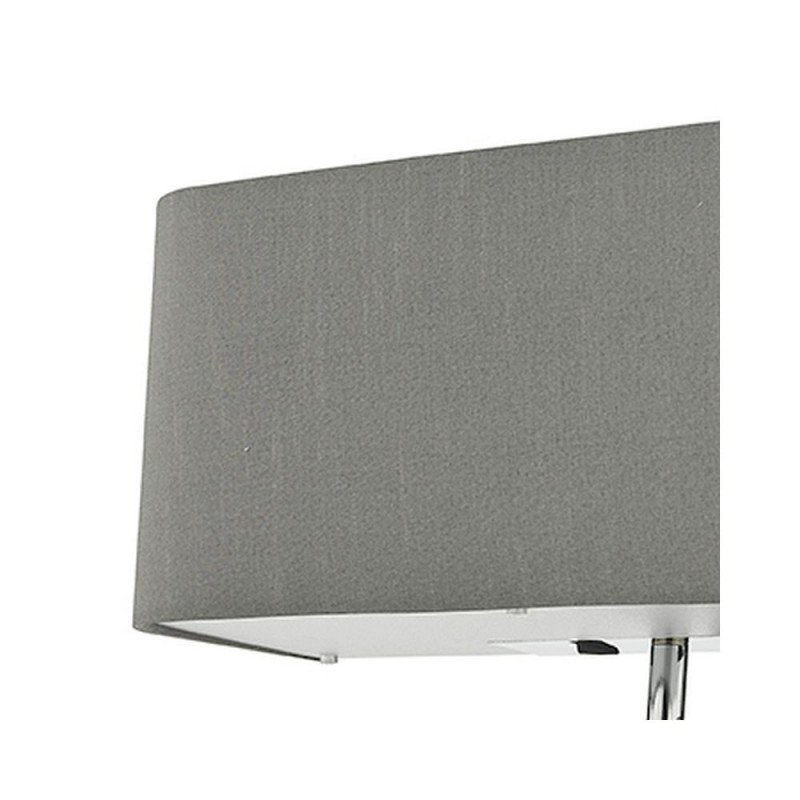 Dar-RON7139L - Ronda - Grey Fabric with Diffuser 3 Light Double Wall Lamp