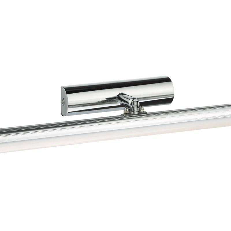 Dar-SYD6950 - Sydney - LED Bathroom Polished Chrome over Mirror Wall Lamp
