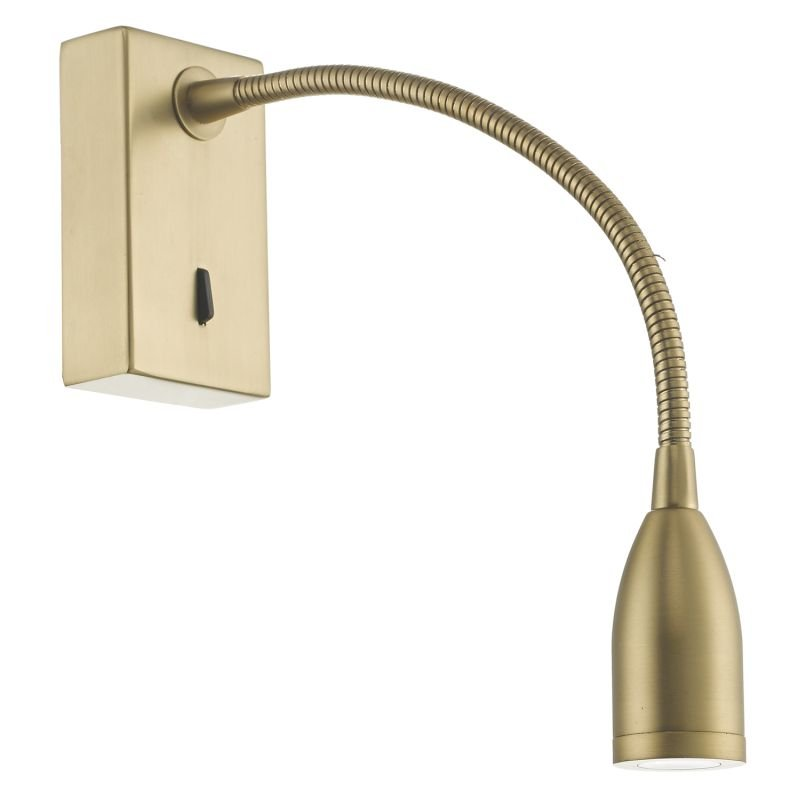 Dar-TAD0763 - Tadley - LED Bronze Wall Lamp