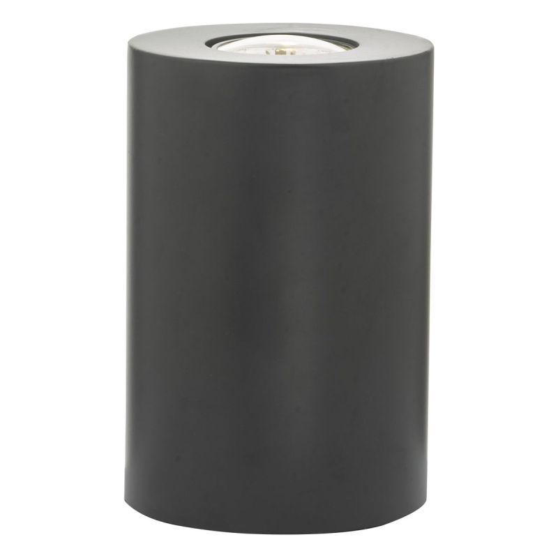 Wisebuys-TED4122 - Tedrick - Satin Black Uplight Table Lamp