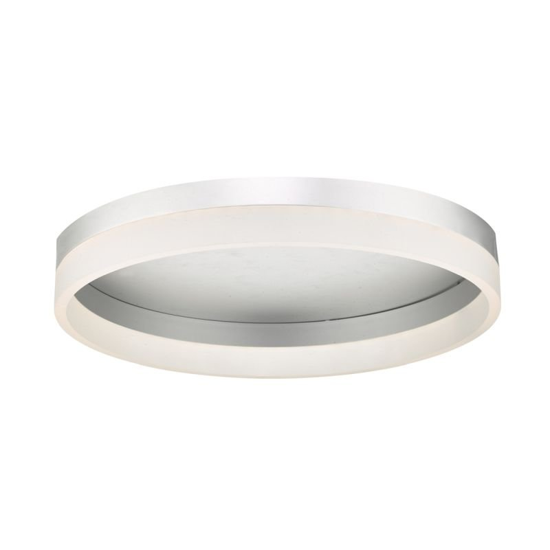 Dar-TYB5032 - Tybalt - LED Silver & Acrylic Ceiling Lamp