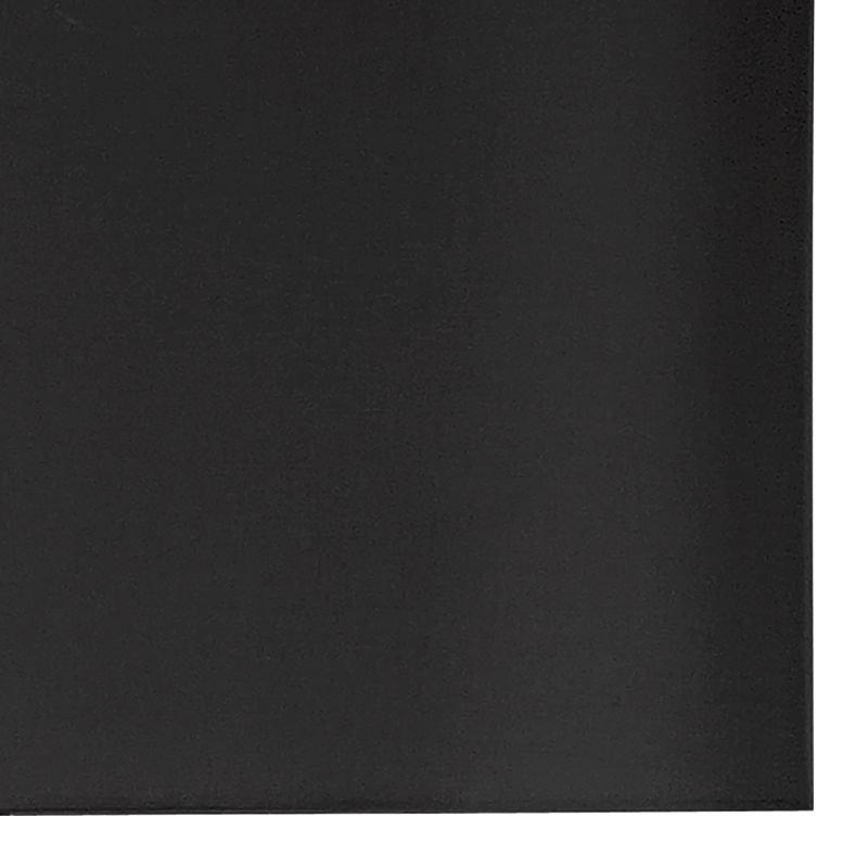 Dar-VIK4022 - Viking - Polished Chrome & Black with Shade Table Lamp