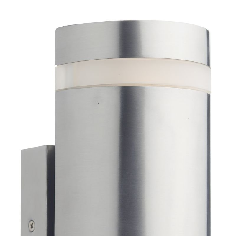 Dar-WES2144 - Wessex - Outdoor Stainless Steel Up&Down LED Wall Lamp