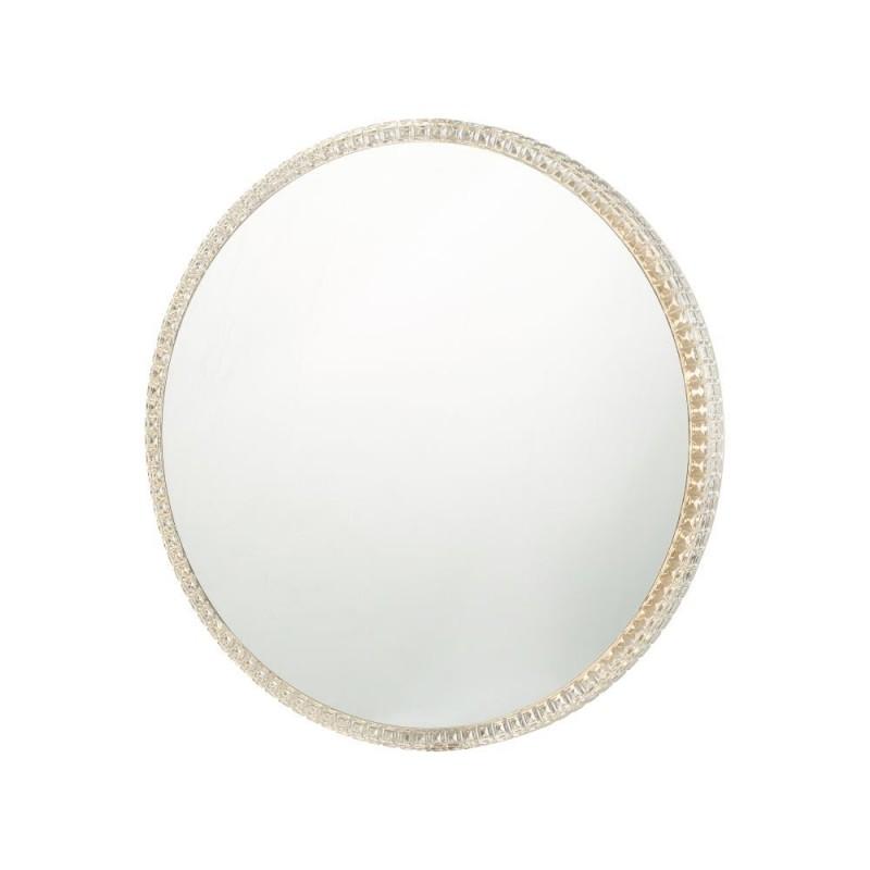 Dar-YEV89 - Yevan - Bathroom LED Mirror with Crystal Effect