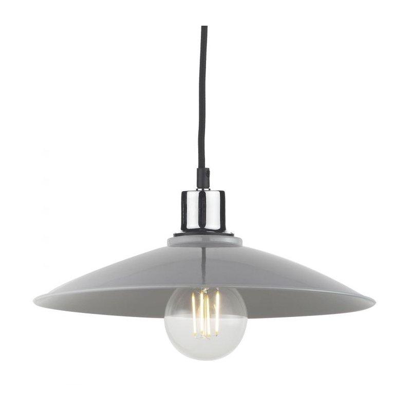 Dar-YIF6539 - Yifat - Light Grey Metal Shade for Hanging Pendant
