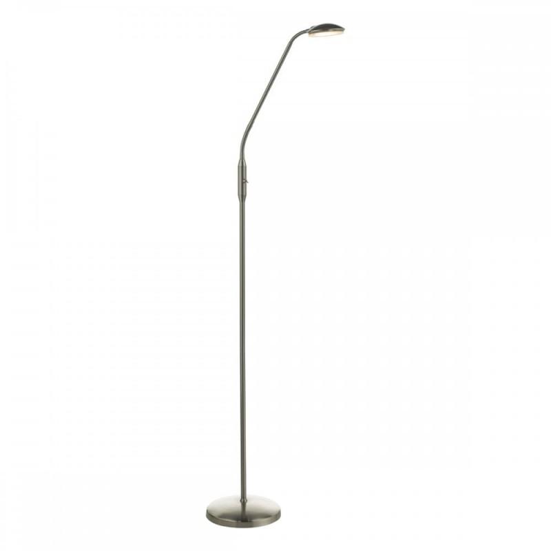 Wisebuys-ARI5546 - Aria - LED Satin Chrome Floor Lamp