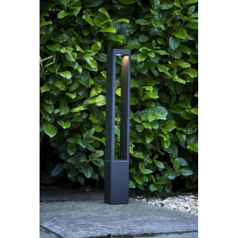 Dar-SIT4539 - Sitar - Outdoor LED Anthracite Post