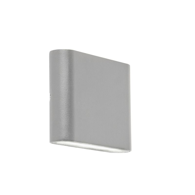 Searchlight-2572GY - Outdoor - Sand Grey Up&Down Wall Lamp