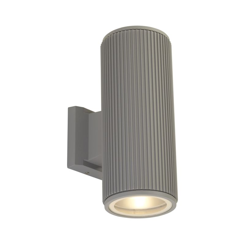 Searchlight-6872GY - Outdoor - Grey Up&Down Wall Lamp