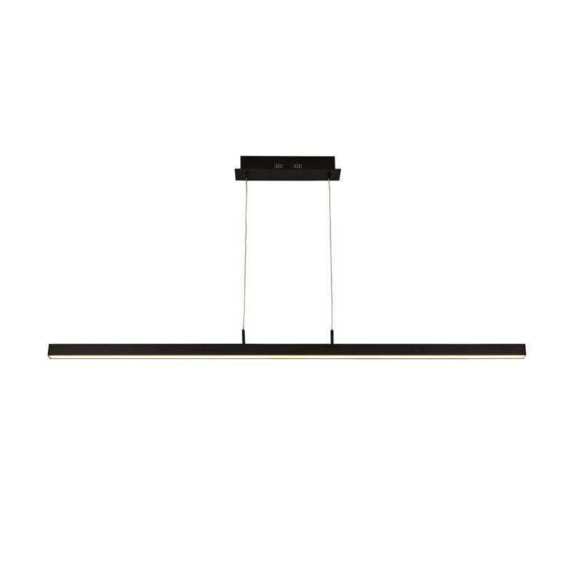 Searchlight-96381-1BK - Tibeca - LED Black Linear Profile - Colour Changing