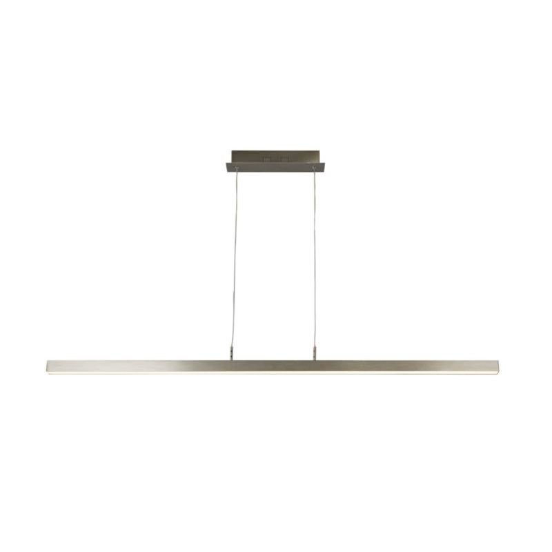 Searchlight-96381-1SS - Tibeca - LED Satin Silver Linear Profile - Colour Changing
