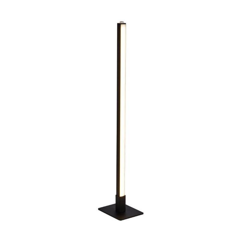 Searchlight-96382-1BK - Tibeca - LED Black Table Lamp - Colour Changing