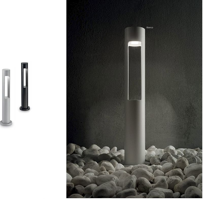 IdealLux-135205 - Acqua - Outdoor Anthracite Bollard