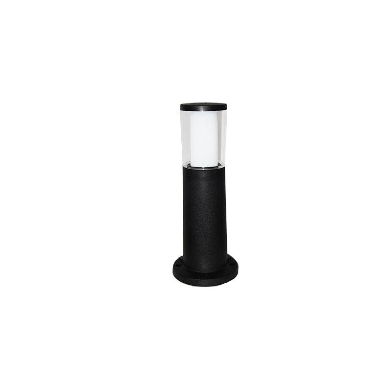 Fumagalli-FMDR1574U1LAX - Carlo - Small Clear & White with Black Bollard
