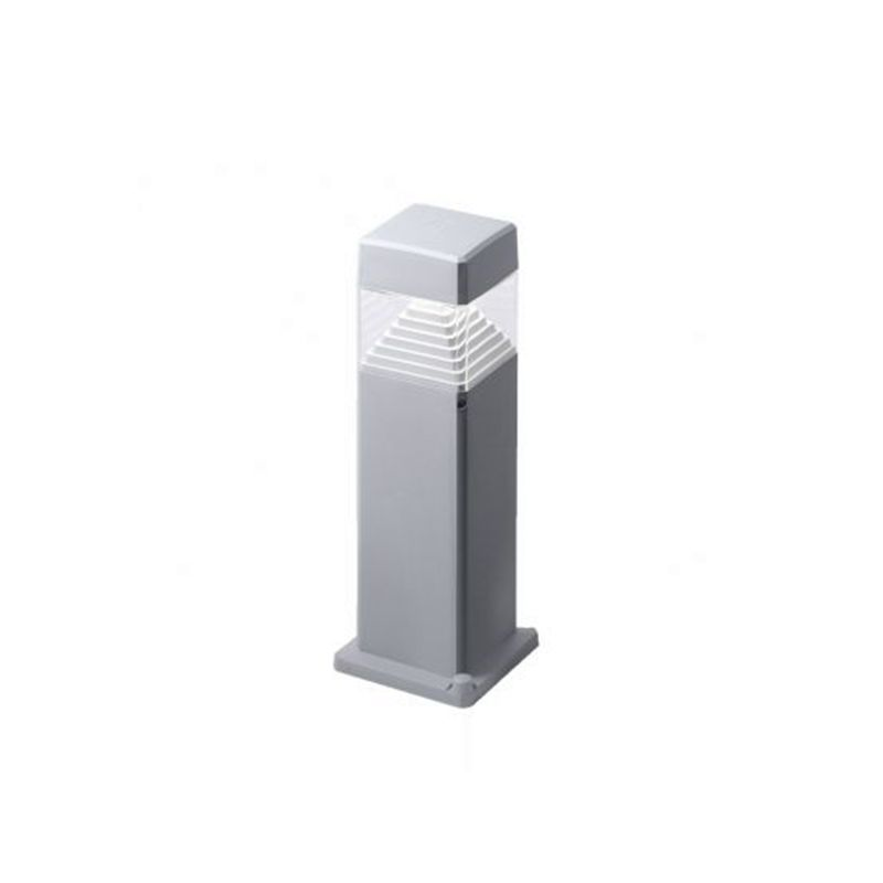 Fumagalli-FMDS1563D1LLX - Ester - Small Grey and Clear Bollard