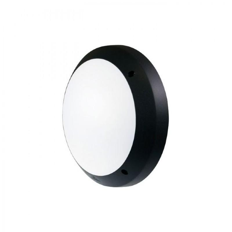Fumagalli-FM1G3000E27AR - Gelmi - Opal with Black Round Bulkhead