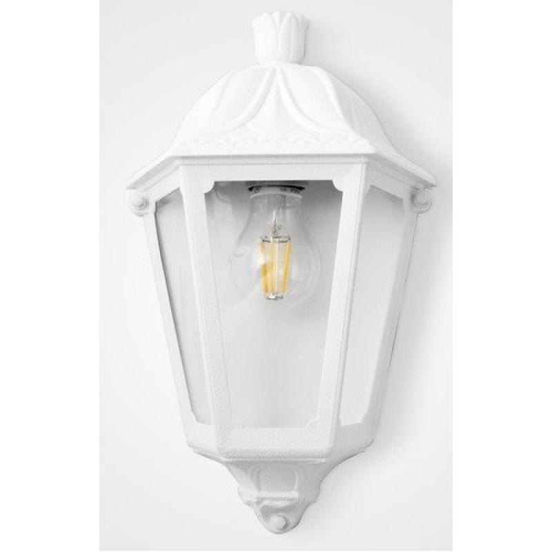 Fumagalli-FMIESSEWH - Iesse - White Half Lantern Wall Lamp