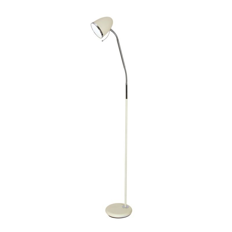 Oaks-2819 FL DU - Madison - Duck Egg Metal Floor Lamp