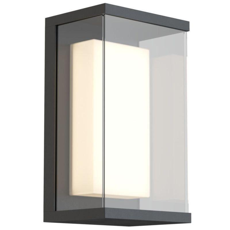 Maytoni-O021WL-L10B4K - Baker Street - LED Black & White Wall Lamp