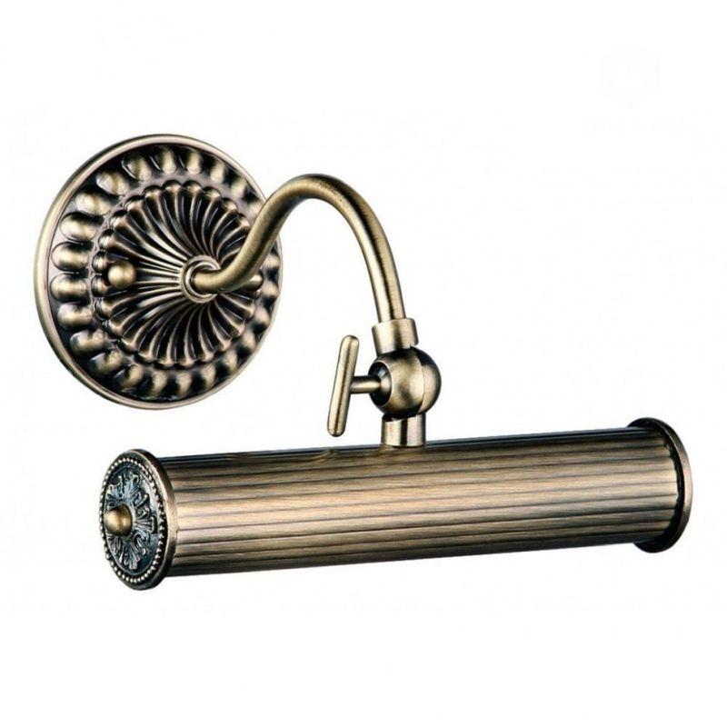 Maytoni-PIC117-01-R - Rubens - Adjustable Bronze Picture Light
