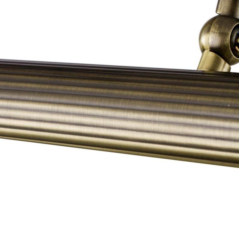 Maytoni-PIC118-22-R - Renoir - Adjustable Bronze Picture Light