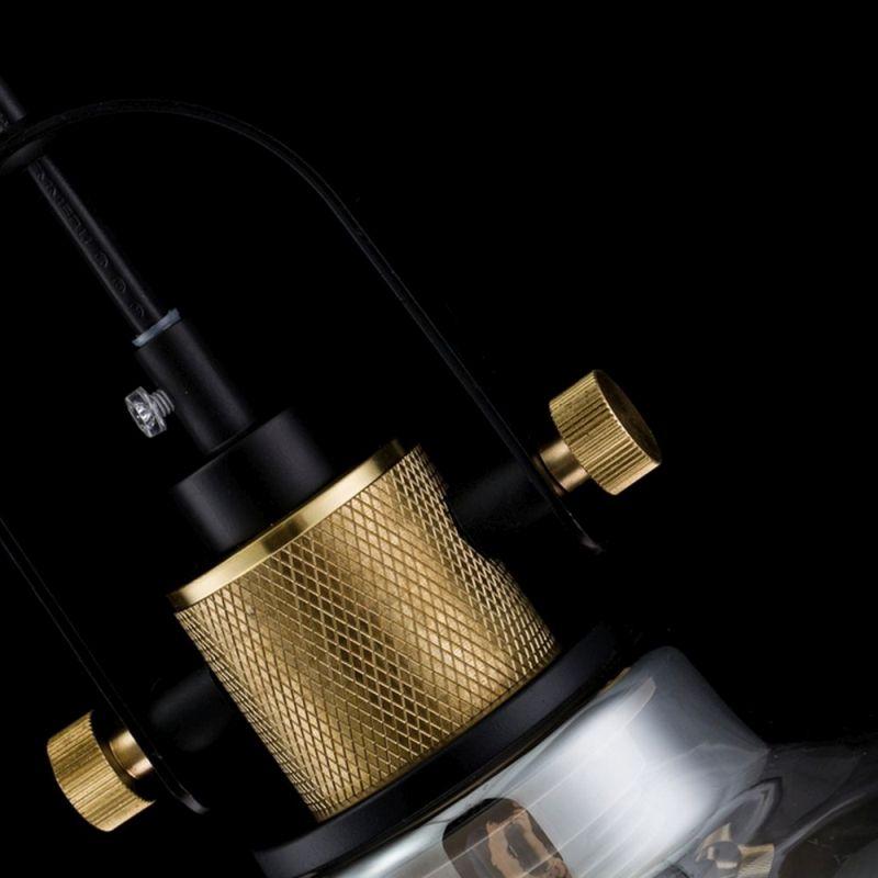 Maytoni-T163-11-C - Irving - Single Pendant with Smoked Glass